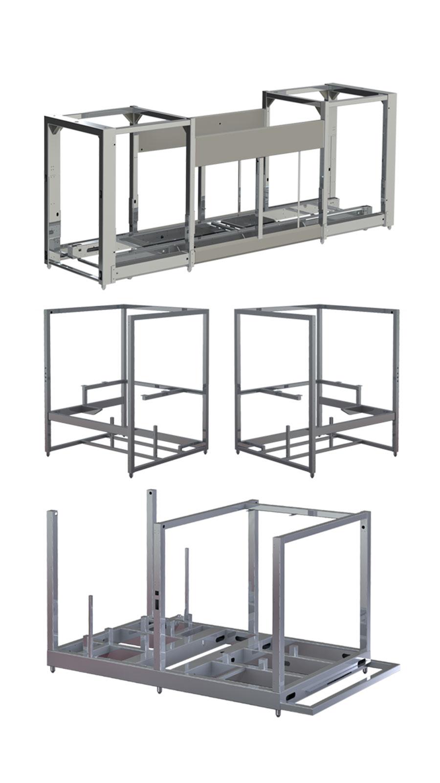 Rahmengestelle (Schweißkonstruktionen)